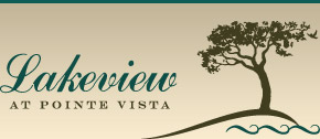 Lakeview at Pointe Vista logo